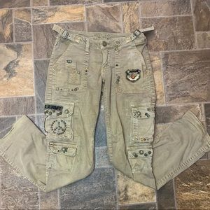 ROBINS JEAN cargo pants